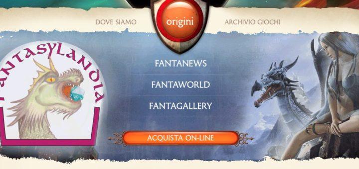 Fantasylandia Trieste giochi negozio