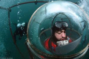 Messa sott'acqua