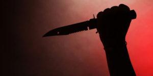 assassino killer pugnale omicidio