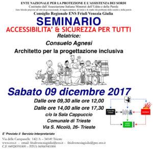seminario accessibilità e sicurezza
