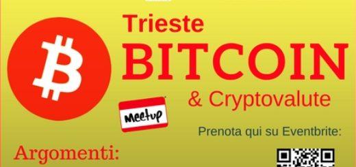 Bitcoin Meetup Trieste