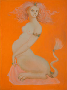 Leonor Fini - Ilaria - 1972