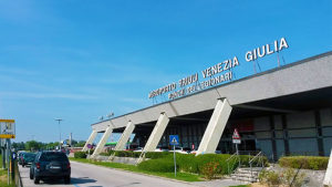 aeroporto Friuli Venezia Giulia Ronchi dei Legionari