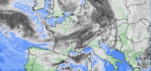 previsioni del tempo Trieste cartina meteo