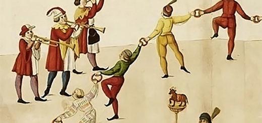Wunderkammer danza rinascimentale