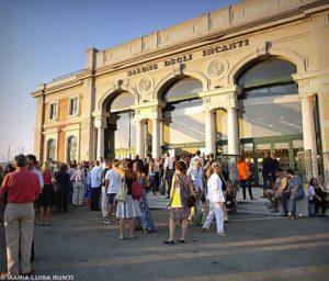 Salone degli Incanti Trieste