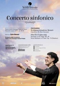 concerto Teatro Verdi Trieste Ezio Bosso