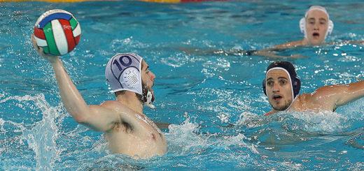 Elia Spadoni pallanuoto Trieste