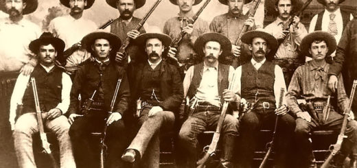 sceriffi uomini di legge old far west