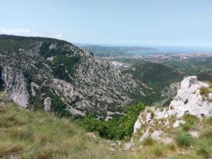 Val Rosandra Monte Stena