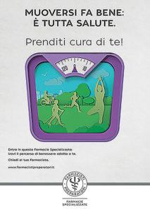 obesità sedentarietà farmacie