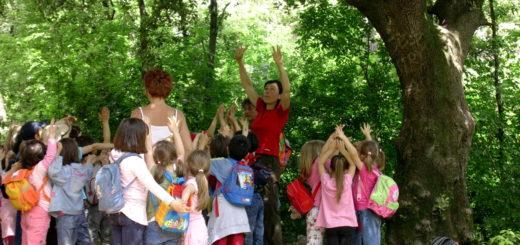 attività bambini Curiosi di Natura CDN