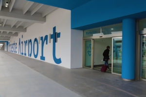 Trieste Airport aeroporto Ronchi