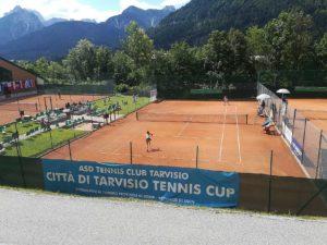Città di Tarvisio Cup tennis