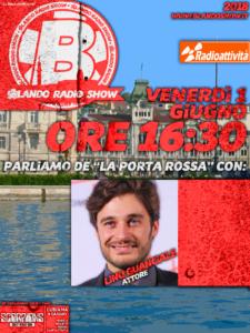 Lino Guanciale La Porta Rossa