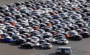 automobili export