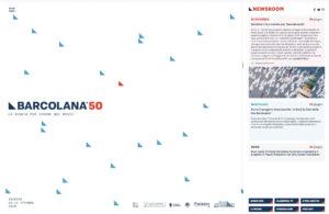 Barcolana sito web