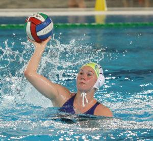 Giorgia Klatowski orchette pallanuoto Trieste femminile