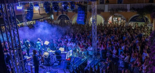 Palmanova Outlet Village Night concerto