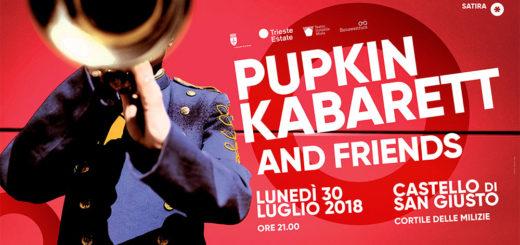 Pupkin Kabarett luglio 2018