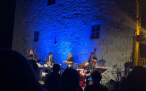 Mauro Ottolini e band conchiglie