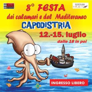 Festa dei Calamari Capodistria Koper
