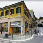 McDonald's piazza Goldoni Trieste