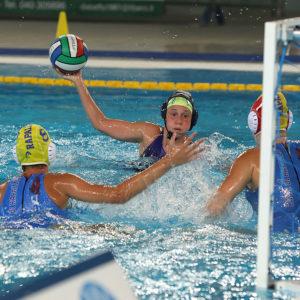 orchette in finale pallanuoto Trieste Bogliasco