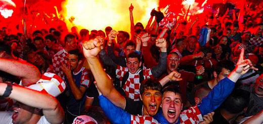 tifosi croati