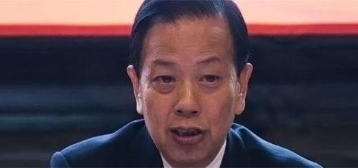 Li Ruiyu - ambasciatore cinese