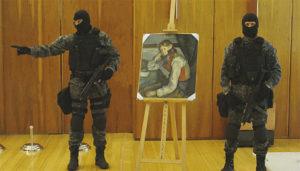 frode opere d'arte