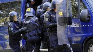 rinforzi Polizia Sap Trieste