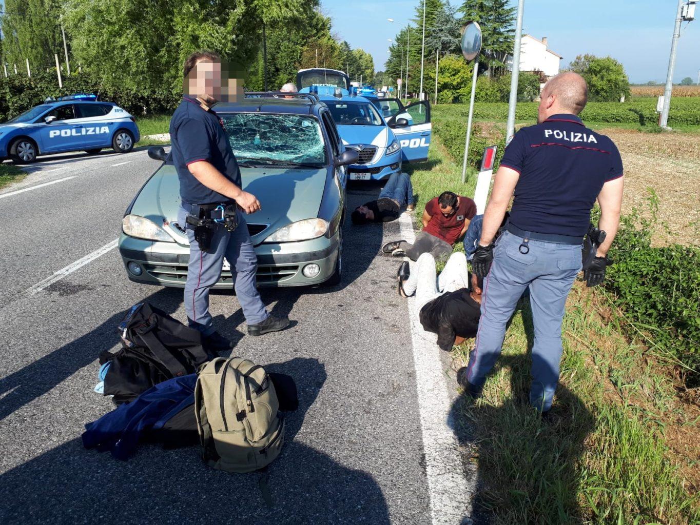 Sap Polizia arresto trafficanti clandestini passeur
