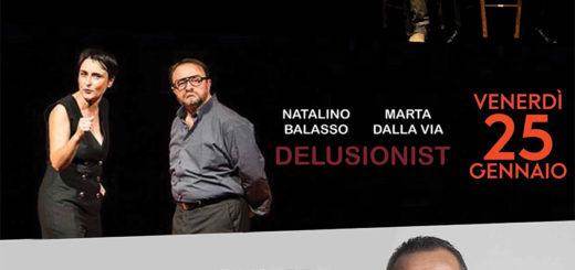 Ale e Franz, Natalino Balasso e Giuseppe Giacobazzi al Bobbio