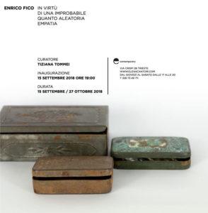 Enrico Fico mostra