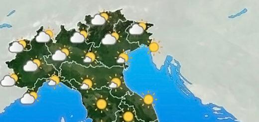 cartina meteo 4 settembre 2018 previsioni del tempo