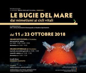 Le Bugie del Mare Opera Viva Lorena Matic
