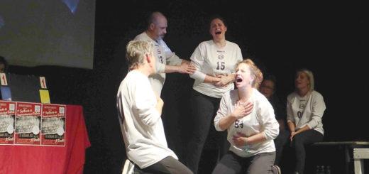Match di improvvisazione teatrale