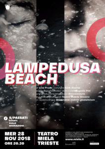Lampedusa Beach Teatro Miela Trieste
