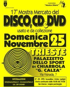 Mostra del Disco CD DVD usato e da collezione