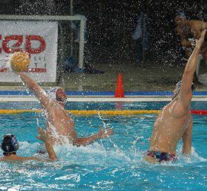 Drasko Gogov in azione