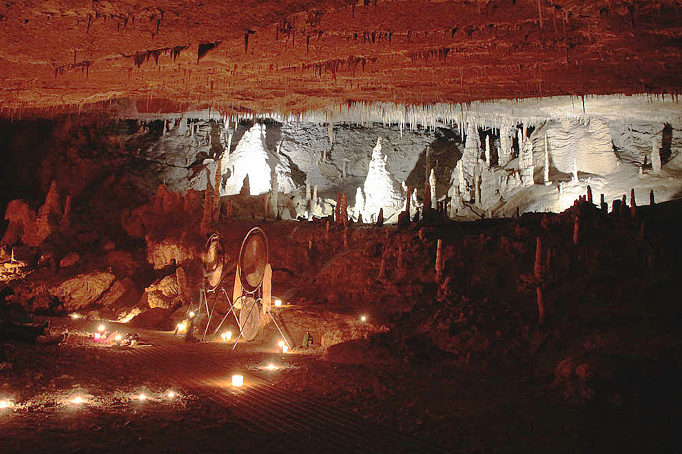 Grotte di Villanova Natale