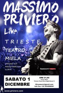 Massimo Priviero Miela Trieste