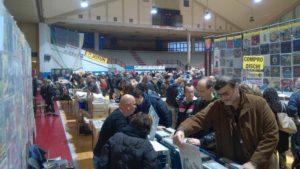 mostra del disco Trieste