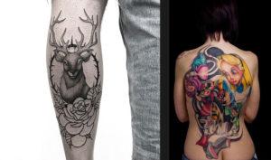 Tattoo Expo Trieste