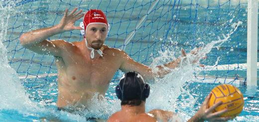 Paolo Oliva pallanuoto Trieste