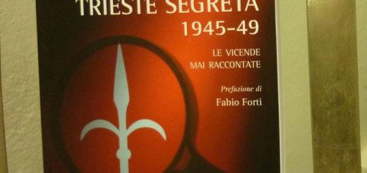 Trieste Segreta libro Buttignon