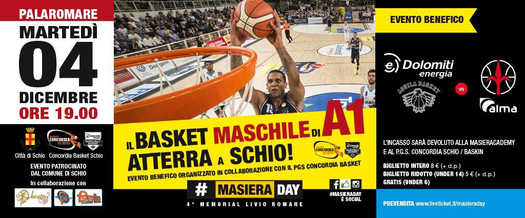 MasieraDay Schio pallacanestro A1
