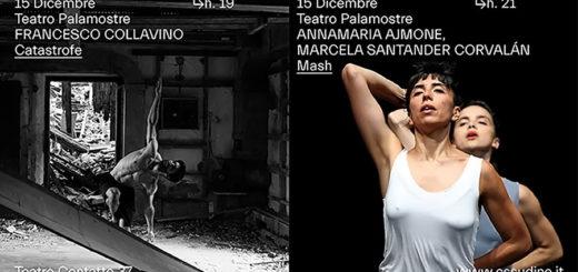 danza teatro Palamostre Udine