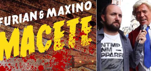 """Flavio Furian e Massimiliano Cernecca (Maxino) nel programma """"Macete"""""""